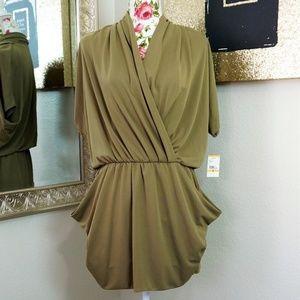 RACHEL RACHEL ROY | Moss Mini Dress Size Small